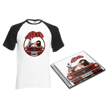BUNDLE – Limited Edition T-Shirt + CD